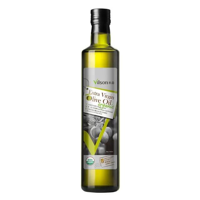 【米森】有機第一道冷壓橄欖油750mlx1瓶