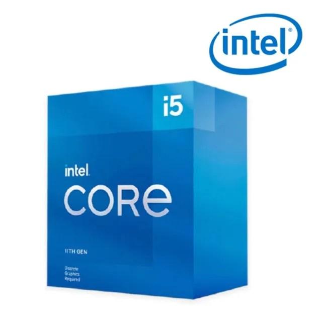 【Intel 英特爾】i5-11400 處理器 盒裝