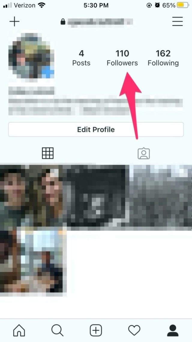 So entfernen/löschen Sie alle Follower auf Instagram - Moyens I/O