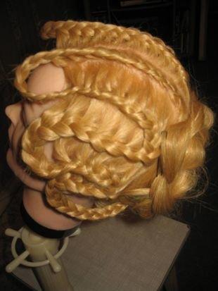 Прическа колосок на длинные волосы — 120 фото красивых ...