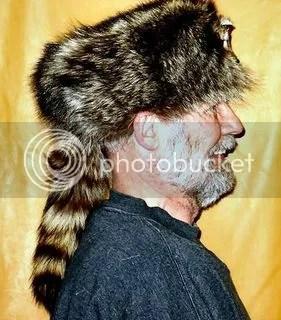 coonskin cap