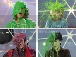 you got slimed