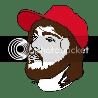 pixel portrait of robby massey