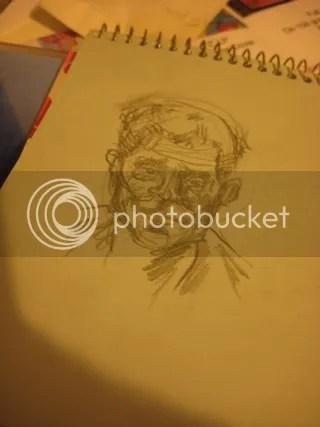 walter kovacs drawing
