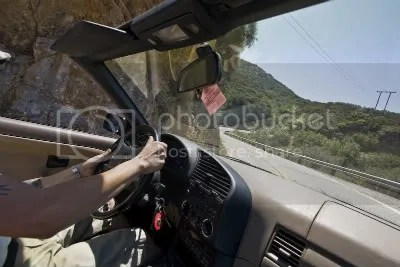 Driving a winding road at high speed is called a canyon run and is very popular with inexperienced teen drivers who dont recognize the risks