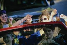 Teens are more likely to speed and not wear seatbelts with teen passengers due to peer pressure