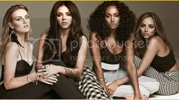 Little Mix Deliver The Goods On 'Get Weird's Motown-Inspired