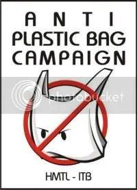 Logo of Anti Plastic Bag Campaign