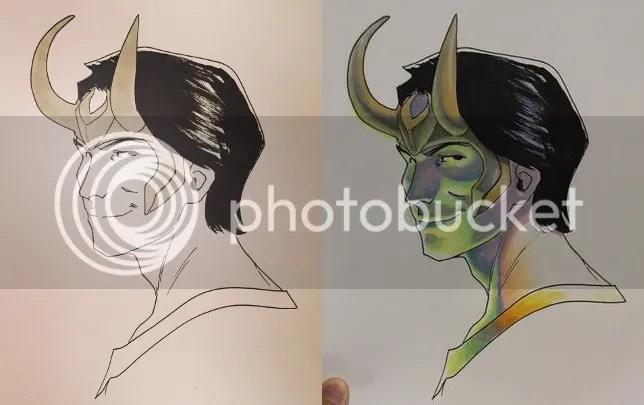 Loki par Kris Anka et Matt Wilson