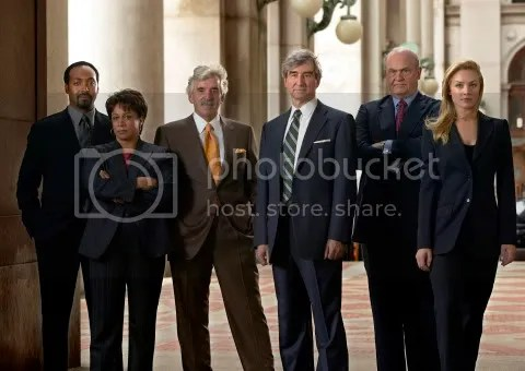 Cast of Law and Order