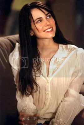 Mia Kirshner as Jenny Schechter