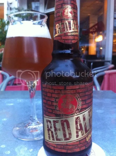 Red Ale at the Red Hot