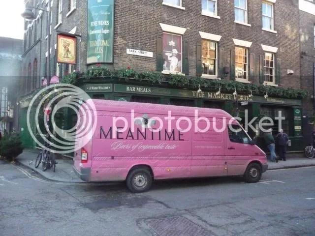 Meantime van