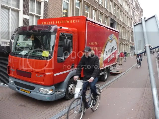 Amsterdam beer delivery