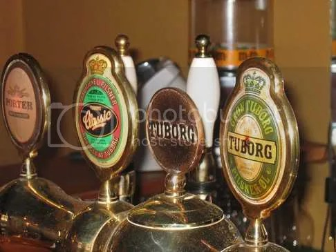 Tuborg pump clips