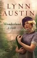 Wonderland Creek by Lynn Austin, photo from www.lynnaustin.org