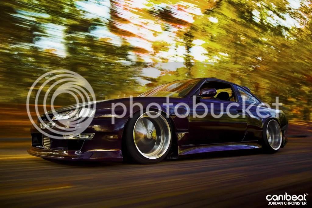 Purple S14 Srs Bzns