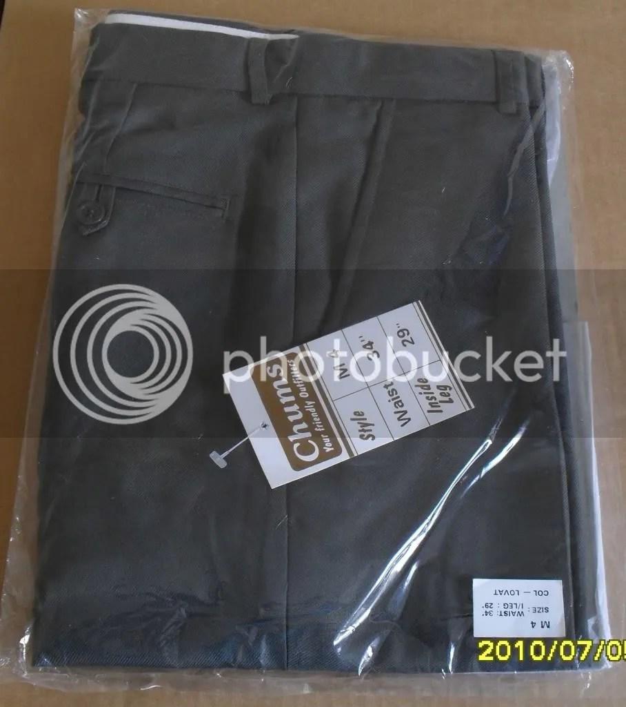 Mens Shirt Cotton Denim Corduroy Trousers M 34w 29l Lot