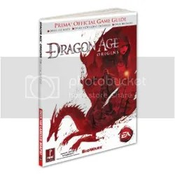 http://www.amazon.com/Dragon-Age-Origins-Official-Guides/dp/0761561420