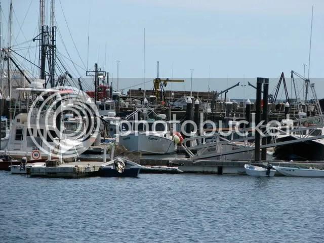 The Provincetown Docks, Pier, Port -- whatever!