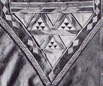 African leatherwork.