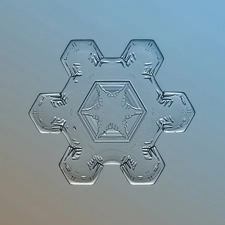 Photographs of Snowflakes by Alexey Kljator