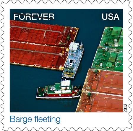 Barge Fleeting