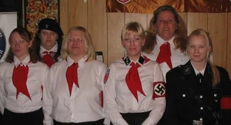 We made a reservation for a thousand year Reich...