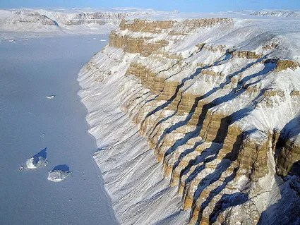 Greenland Canyons
