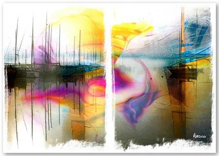 Sailing by Elizabeth Mansco