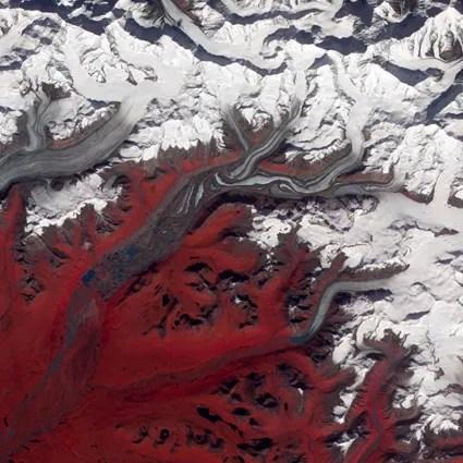 Susitna Glacier
