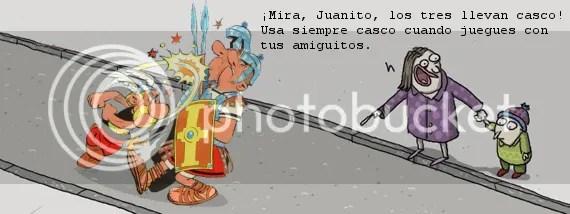 [viñeta: asterix]