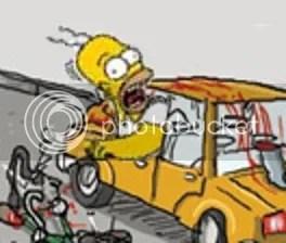 [viñeta: Homer espantado]