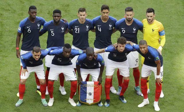 世界盃上的法國足球隊為什麼像非洲隊?得從法國殖民歷史說起 - 壹讀