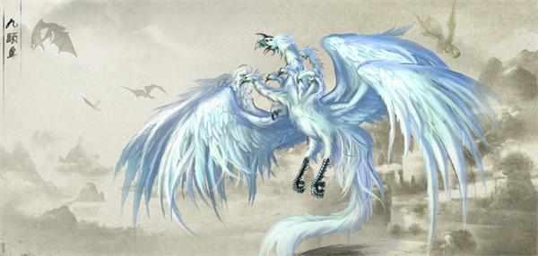 配圖細說上古代神話中的九大神鳥 - 壹讀