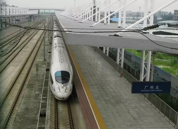快了!廣州南站到白雲機場只需30分鐘! - 壹讀