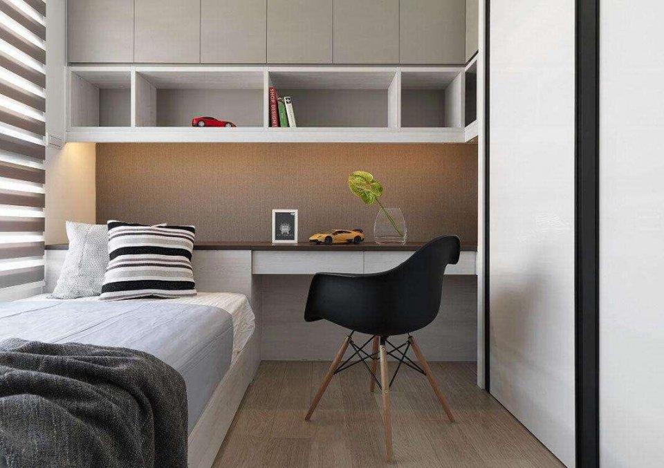 小臥室設計技巧 告別狹小空間 - 壹讀