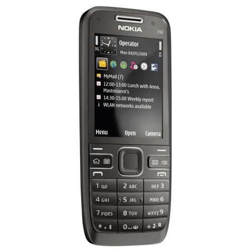Говорящий телефон для незрячих Nokia E52