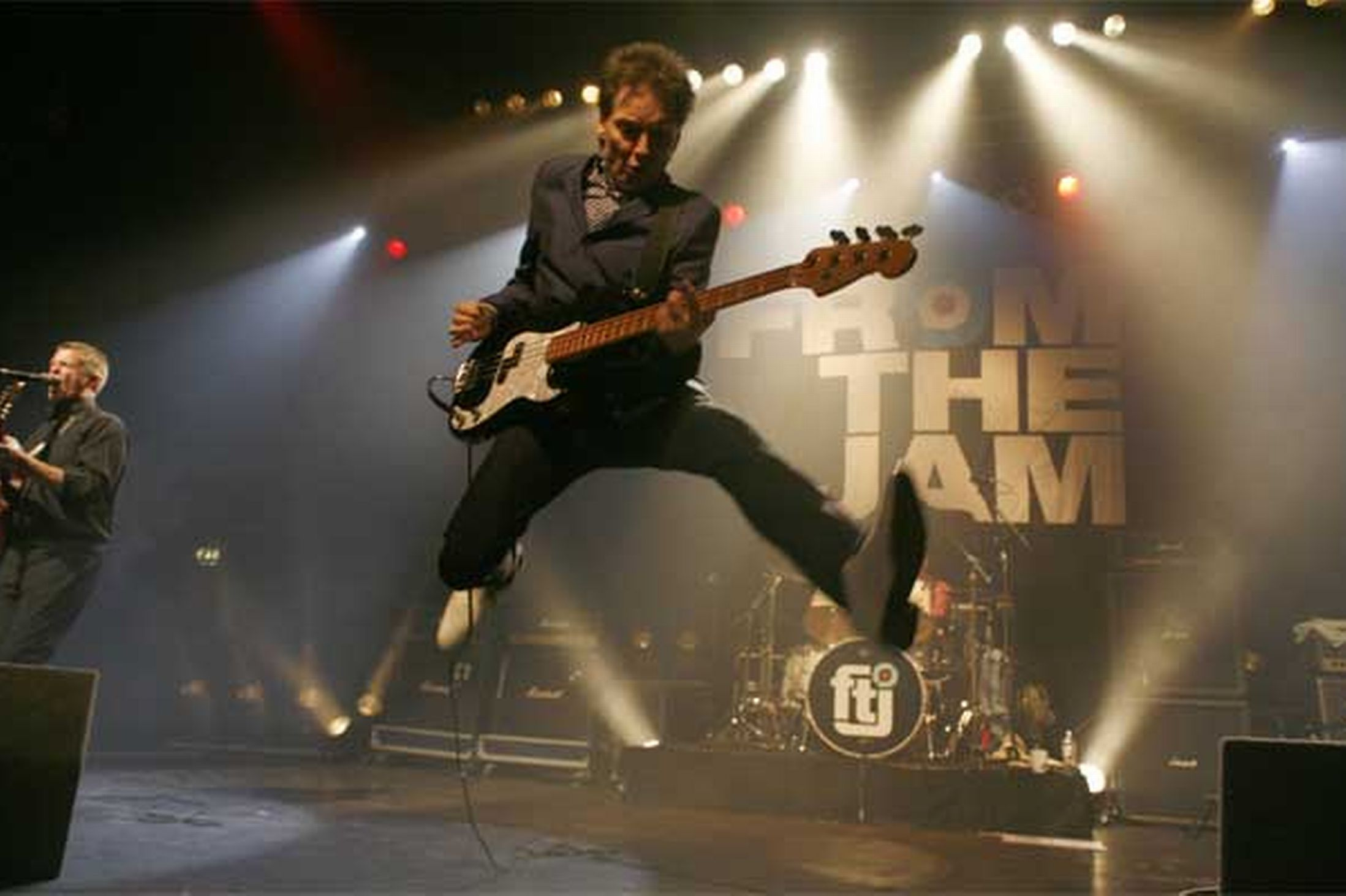 The Jams Bruce Foxton On Making Up With Paul Weller And