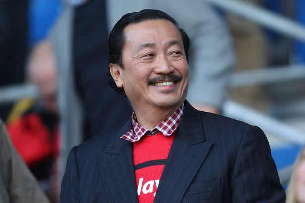 Listen To The Vincent Tan Song Wales Online