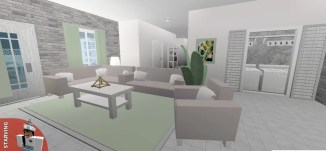 Living Room Ideas For Bloxburg