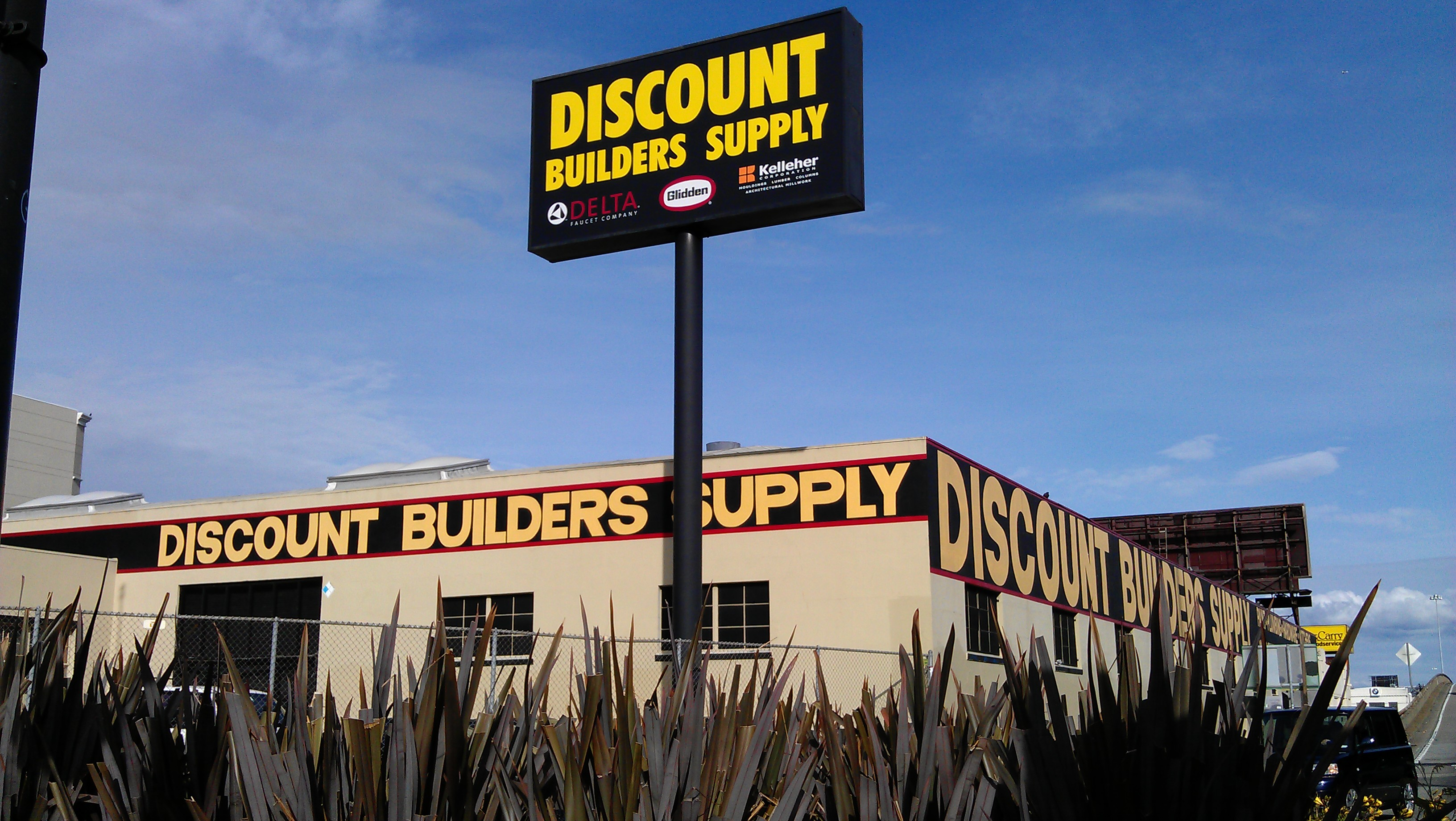 Discount Builders Supply