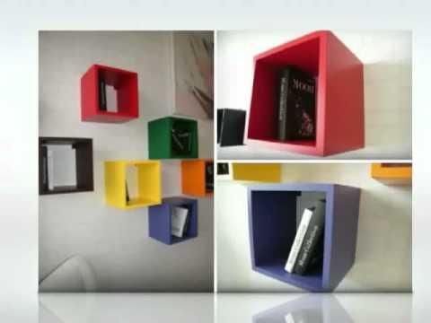 Ecco 10 soluzioni originali e di. Come Arredare Con Le Mensole A Cubo Tutto Per Casa
