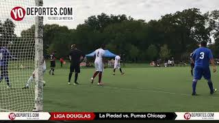 La Piedad vs. Pumas Chicago Final de Copa Liga Douglas