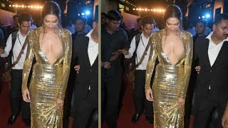 OMG! Deepika's 'Oops' Moment Caught On Camera!