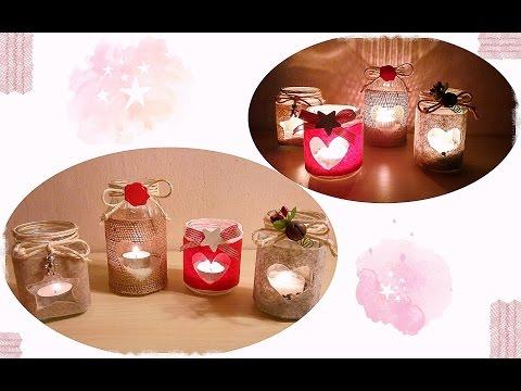 I barattoli di vetro decorati con spago sono delle decorazioni facilissime da realizzare e. Come Creare Dei Regali Di Natale Con I Vasetti Di Vetro Fai Da Te Mania