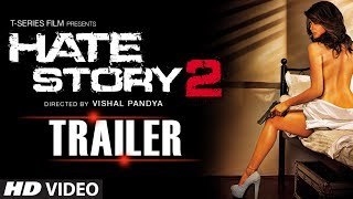 Exclusive: Hate Story 2 Red Band Trailer , Jay Bhanushali , Surveen Chawla