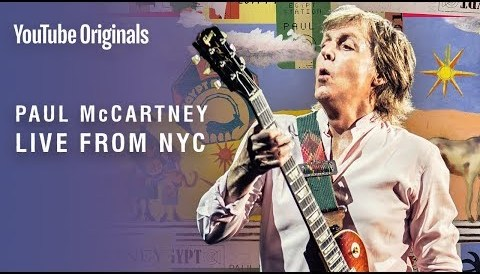 Download Music Paul McCartney: Live from NYC