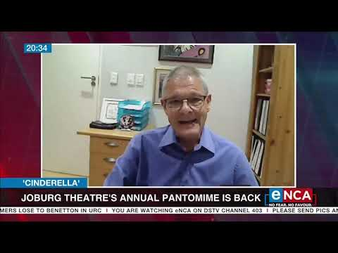 Johannesburg Theatre's annual pantomime is back