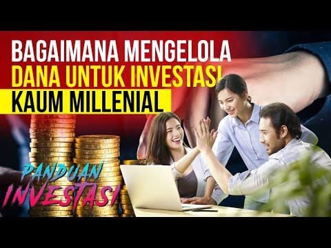 Jangan Boros! Ini Tips Mengelola Dana Untuk Investasi Kaum Millenial ft. Andy Nugroho